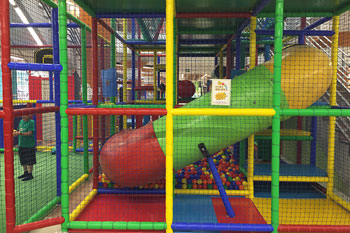 Bridas para parques infantiles